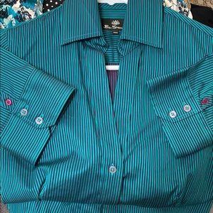 Ben Sherman button down women's shirt